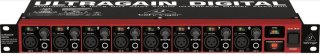 Behringer Ada8200 Ultragain Pro A/d D/a Converter, 8-Channel on RigShare