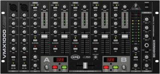 Behringer Vmx1000Usb Pro 7-Channel Dj Mixer With Usb on RigShare