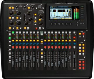 Behringer X32 Compact Digital Mixer, 32-Channel on RigShare