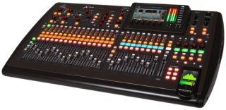 Behringer X32 Digital Mixer (32-Channel), With Gator G-Tour X32 Case on RigShare