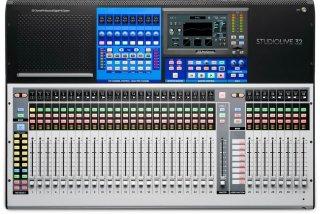 PreSonus Studiolive 32 Series III Digital Mixer, 32-Channel on RigShare