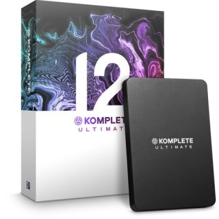 Native Instruments Komplete 12 Ultimate on RigShare