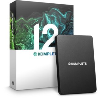 Native Instruments Komplete 12 on RigShare