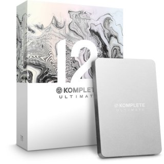 Native Instruments Komplete 12 Ultimate Collector'S Edition on RigShare