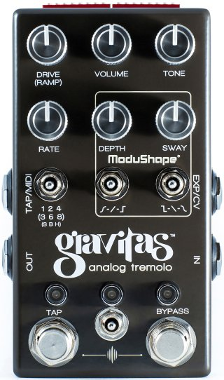 Chase Bliss Audio Gravitas on RigShare