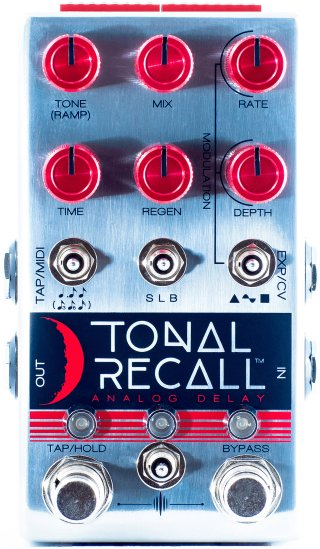 Chase Bliss Audio Tonal Recall RKM on RigShare
