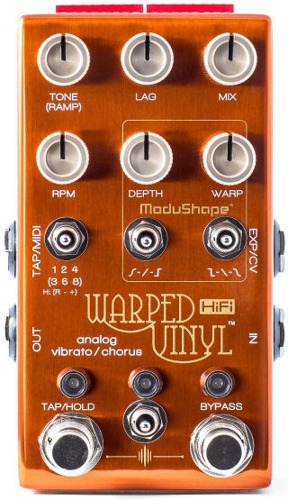 Chase Bliss Audio Warped Vinyl HiFi on RigShare