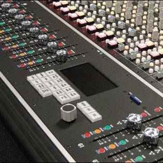 API Audio API 1608 Expander Moving Fader Automation on RigShare