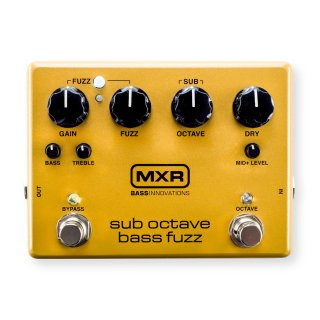 MXR Pedals Sub Octave Bass Fuzz on RigShare