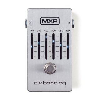 MXR Pedals Six Band Eq on RigShare