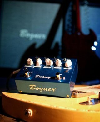 Bogner Amps Ecstasy Blue on RigShare
