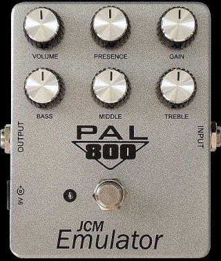 Pedalpalfx PAL 800 Jcm Emulator on RigShare
