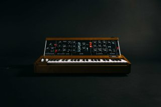 Moog Synths and Pedals Minimoog Model D on RigShare