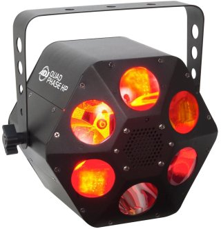 American DJ Quad Phase Hp Effect Light on RigShare