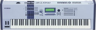 Yamaha Musical Instruments Motif ES8 88-Key on RigShare
