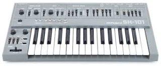 Yamaha Musical Instruments Roland SH-101 Monophonic Analog Synthesizer on RigShare