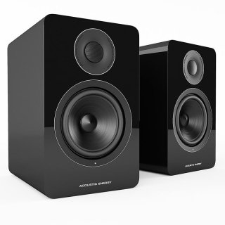 Acoustic Energy AE1 Active Pair - Black on RigShare