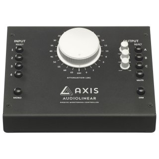Audio Linear Axis Monitor Controller on RigShare