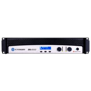 Crown Power Amplifiers DSi 6000 Cinema Amp with DSP on RigShare