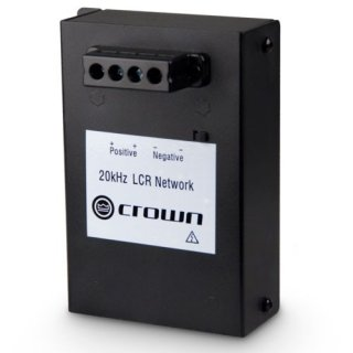 Crown Power Amplifiers EOL Box Level Control Module on RigShare