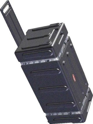 SKB Cases and Racks Dh3315W Mid-Sized Hardware Case With Wheels on RigShare