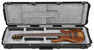 SKB Cases and Racks 3I5014Op Waterproof Ata Open Cavity Electric Bass Case With Wheels on RigShare