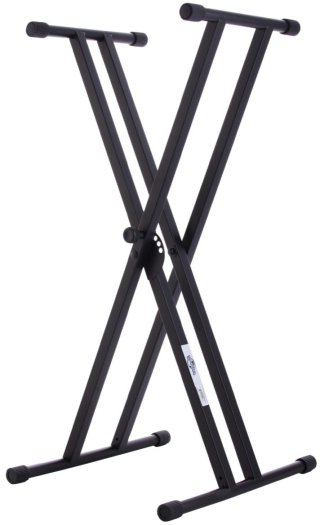 World Tour Dxks Double X Keyboard Stand on RigShare