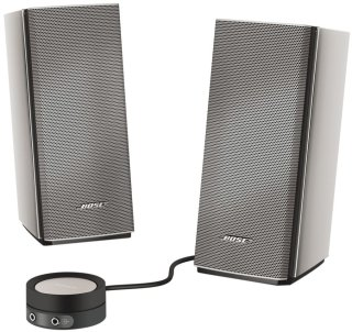 Bose Companion 20 Multimedia Speaker System on RigShare