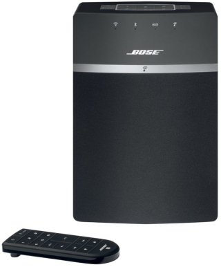 Bose Soundtouch 10 Wireless Music System, Black on RigShare