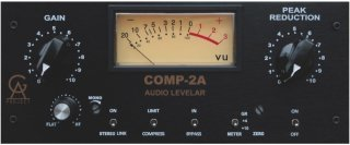 Golden Age Project Comp-2A Compressor Limiter on RigShare
