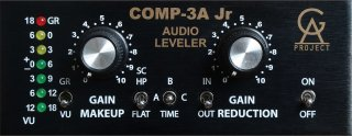 Golden Age Project Comp-3A Junior Compressor on RigShare