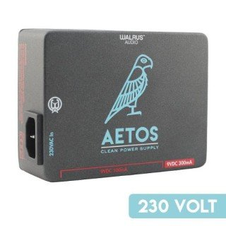 Walrus Audio Aetos (8-Output) Power Supply 230V on RigShare
