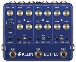 VFE Pedals Klein Bottle multiband mixer/looper on RigShare