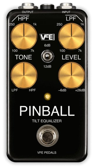 VFE Pedals Pinball tilt EQ - text only on RigShare