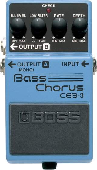 Boss CEB-3 Bass Chorus on RigShare