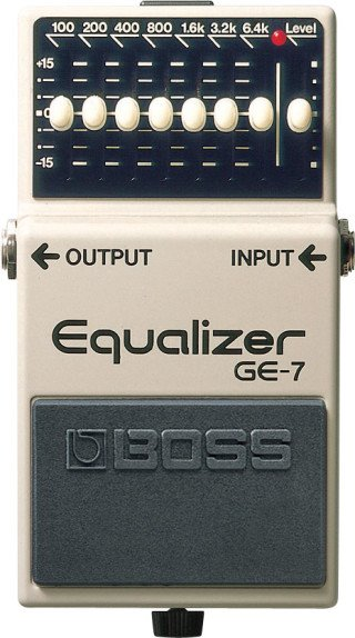 Boss GE-7 Graphic Equalizer on RigShare
