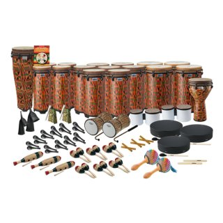 Remo World Music Drumming Pack - Package A on RigShare