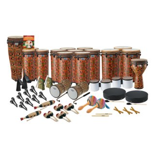 Remo World Music Drumming Pack - Package B on RigShare