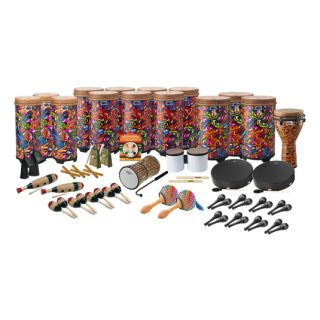 Remo World Music Drumming Pack - Package e on RigShare