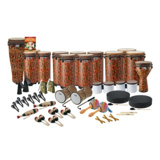 Remo World Music Drumming Pack - Package C on RigShare