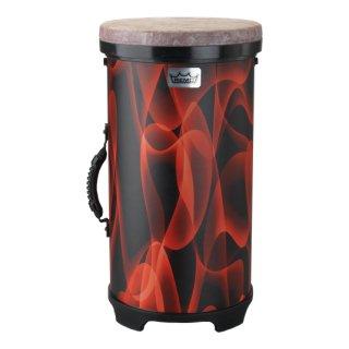 "Remo Versa® Tubano® Drum - Orange, 13"" on RigShare"