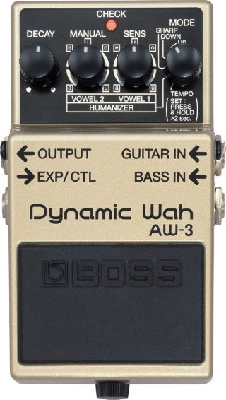 Boss AW-3 Dynamic Wah on RigShare