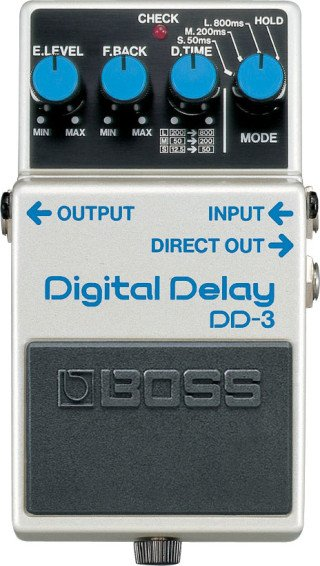 Boss DD-3 Digital Delay on RigShare