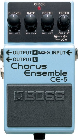 Boss CE-5 Chorus Ensemble on RigShare