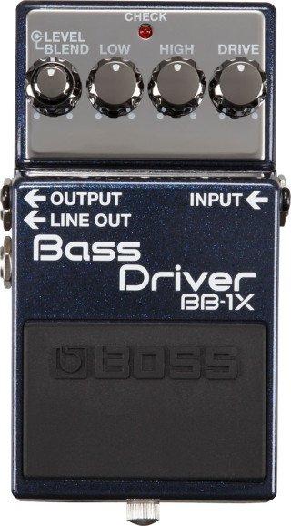 Boss BB-1X Bass Driver on RigShare