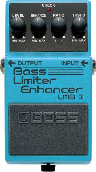 Boss LMB-3 Bass Limiter/Enhancer on RigShare