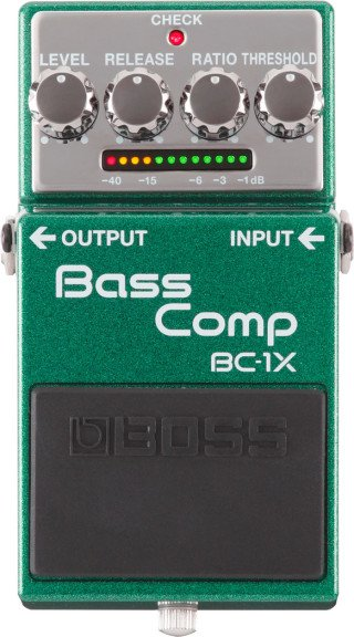 Boss BC-1X Bass Comp on RigShare
