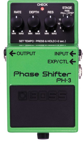 Boss PH-3 Phase Shifter on RigShare