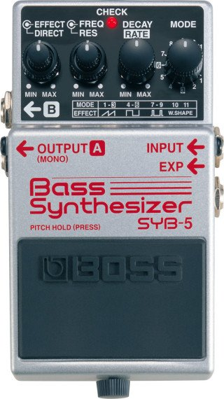 Boss SYB-5 Bass Synthesizer on RigShare