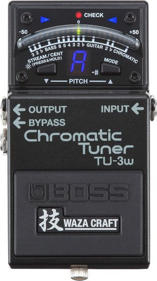 Boss TU-3W Chromatic Tuner on RigShare